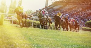 กีฬาม้าแข่ง